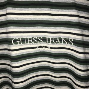 2954837b2416 Guess Shirts | Originals Robertson Striped Tee | Poshmark